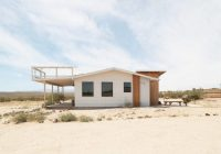 Joshua Tree Cabin-17 Most Beautiful (and Hipster) Joshua Tree Airbnb Cabins