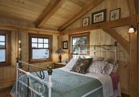Cabin Interior Walls Ideas-Expert Interior Design Tips For Small Cabins & Cottages