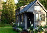 Small Cabin Backyard-Tiny Houses Perfect For Your Mother-in-Law, Grown Kids Or Guests – TheStreet