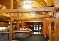 a cozy stay yellowstones old faithful snow lodge cabins Old Faithful Snow Lodge And Cabins