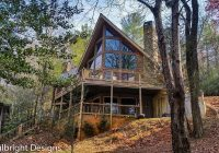 a frame cabin plan boulder mountain cabin two cats in the Mountain Cabin Plans With Loft