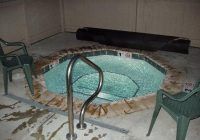 a6 cabin hot tub picture of mammoth hot springs hotel cabins Hot Springs Cabins With Hot Tubs