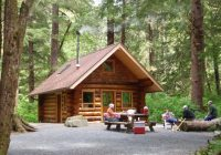 alaska forest service cabins southeast aviation Tongass National Forest Cabins