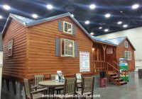 amish made cabins amish made cabins cabin kits log cabins 2 Bedroom Log Cabin With Loft