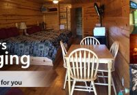 anglers white river resort lodging in mountain view arkansas Mountain View Arkansas Cabins