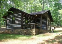another outside view of our cabin picture of fairy stone state Fairy Stone State Park Cabins
