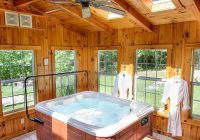 ash cabins hocking hills cottages and cabins Cabins With Hot Tubs In Ohio