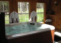 ash cabins romantic peaceful and secluded Cabins With Hot Tubs In Ohio