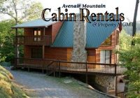 avenair north georgia cabin rentals North Georgia Mountain Cabins