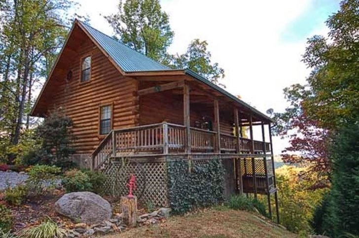 Permalink to Stunning Awesome View Cabin Gatlinburg