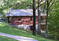 backbone state park an iowa state park Iowa State Parks With Cabins