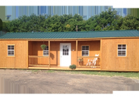 big b buiildings portable buildings cabins storage sheds barns Lofted Barn Cabin Rent To Own