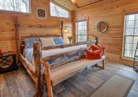 bookers cabin with heated pool hocking hills luxury lodges cabins Hocking Hills Luxury Cabins