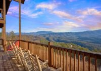 breathtaker secluded 5 bedroom smoky mountain cabin Mountain Cabins In Tennessee