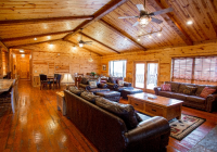 broken bow lake cabin rentals timber rock lodge Broken Bow Oklahoma Cabins
