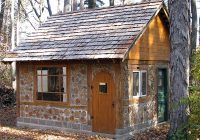 build your own budget friendly cordwood cottage Small Cabins To Build Yourself