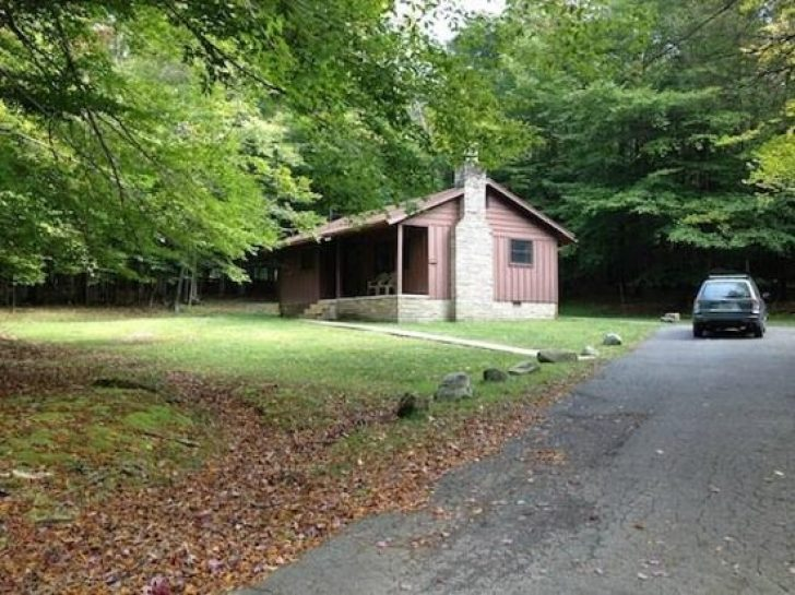 Permalink to Gorgeous Blackwater Falls State Park Cabins 2019