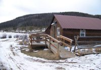 cabin 6 picture of state forest state park walden tripadvisor Colorado State Park Cabins