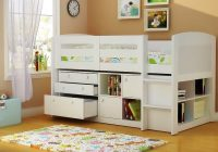 cabin beds are the perfect option for saving your space home design Kids Cabin Beds With Storage