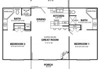 cabin floor plan two story loft floor plans awesome 2 story log 2 Bedroom Cabin Floor Plans