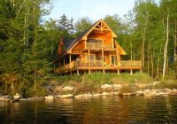 cabin house plans Log Cabin Style House Designs