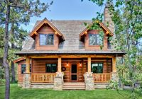 cabin plan 1362 square feet 2 bedrooms 2 bathrooms 1907 00005 Log Cabin House Plans With Loft
