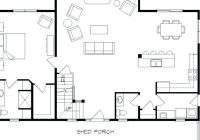 cabin plans with loft bedroom krichev Log Cabin Floor Plans With 2 Bedrooms And Loft
