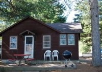 cabin rental madeline lake woodruff near minocqua wisconsin for Fishing Cabins In Wisconsin