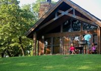 cabin stay for up to four keystone state park groupon Oklahoma State Park Cabins