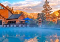 cabins for rent at mount princeton hot springs resort Mt Princeton Hot Springs Cabins