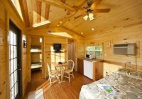 cabins improve camping options mlive Campgrounds In Michigan With Cabins