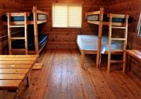 camper cabin at whitewater state park minnesota places travel Whitewater State Park Cabins