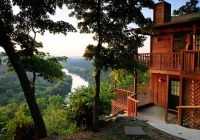 can u canoe riverview cabins eureka springs ar resort reviews Cabins In Eureka Springs Ar