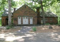 chickasaw state park tennessee state parks Chickasaw State Park Cabins