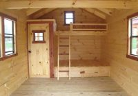 cool 10 x 20 cabin with loft ideas log cabin plans Small Cabin Plans With Loft 10×20