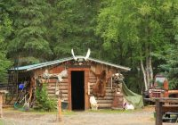 cool alaska trapper cabin plans gallery log cabin plans Building A Cabin In The Alaskan Wilderness