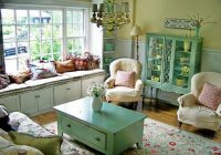 country cottage decorating ideas with natural elements isomeris Country Cabin Living Room Ideas