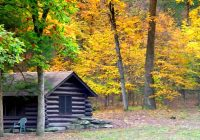 cozy up to oklahomas top state park cabins travelok Oklahoma State Park Cabins