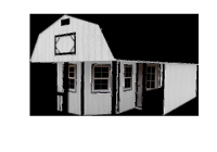 deluxe lofted barn cabin Lofted Barn Cabin Rent To Own