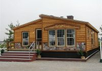double wide mobile homes log cabin double triple wide mobile Double Wide Mobile Homes That Look Like Log Cabins