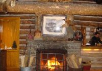 entry way fireplace picture of trail creek cabin ketchum Trail Creek Cabin Sun Valley