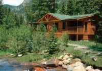 evergreens on fall river cabins and a vacation home estes park Cabins In Estes Park Colorado