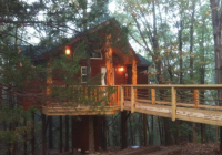 explore the 5 most unique treehouses in missouri Treehouse Cabins In Branson