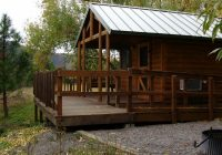 farragut state park idaho one of the cabins on lake pend o flickr Farragut State Park Cabins