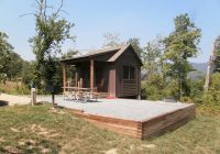 five cool things you probably didnt know about virginia state parks Shenandoah River State Park Cabins