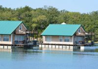 floating cabins lake murray Lake Murray Oklahoma Cabins