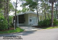 florida state parks topsail hill state park cabins Florida State Parks With Cabins