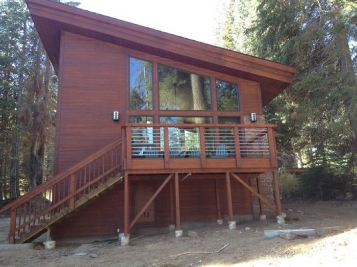 Permalink to Stunning Sequoia National Forest Cabins 2019