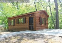 four great spring cabin getaways in iowa state parks dnr news releases Iowa State Parks With Cabins