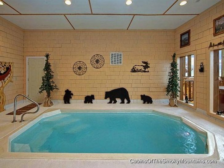 Permalink to Gorgeous Gatlinburg Cabins With Private Indoor Pools Inspirations